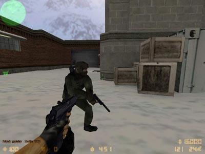 Выделено из: Counter-Strike 1.1 full Final version, Counter-Strike 1.1 полн